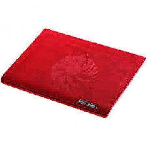 Cooler Master Notepal I100 - Ultra-Slim Laptop Cooling Pad - Red