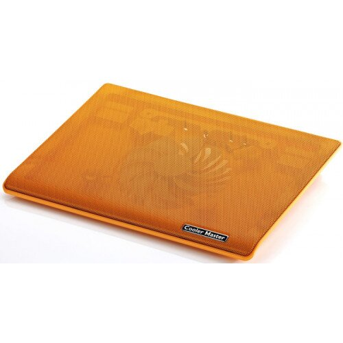 Cooler Master Notepal I100 - Ultra-Slim Laptop Cooling Pad - Orange