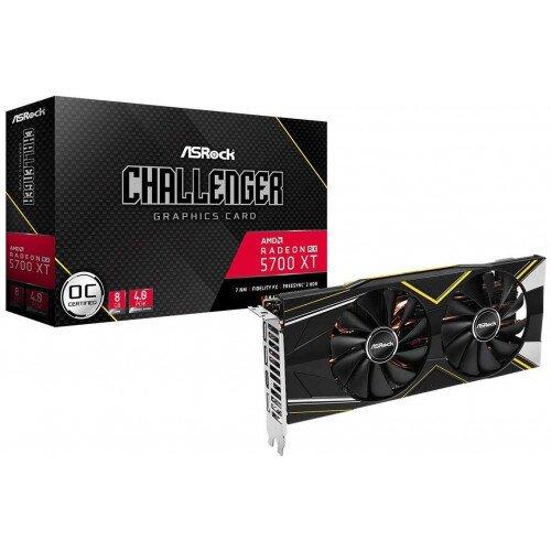 ASRock Radeon RX 5500 XT Challenger D 8G OC Graphics Card