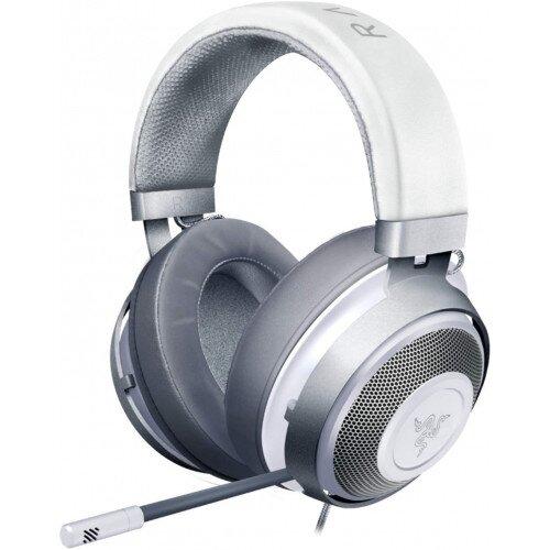 Razer Kraken Competitive Gaming Headset - Mercury White