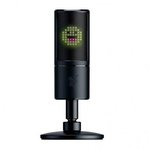 Razer Seiren Emote Hypercardioid Condenser Microphone