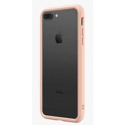 RhinoShield CrashGuard NX Bumper Case - iPhone 8 Plus - Blush Pink