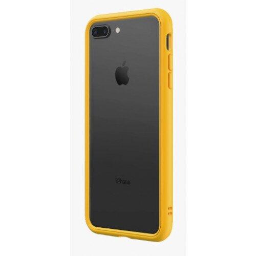 RhinoShield CrashGuard NX Bumper Case - iPhone 8 Plus - Yellow