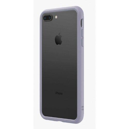RhinoShield CrashGuard NX Bumper Case - iPhone 8 Plus - Lavender