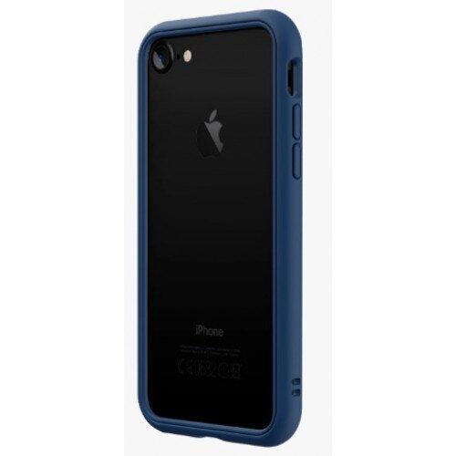 RhinoShield CrashGuard NX Bumper Case - iPhone 7 - Royal Blue