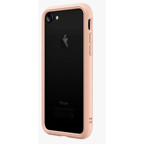 RhinoShield CrashGuard NX Bumper Case - iPhone 7 - Blush Pink