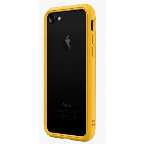 RhinoShield CrashGuard NX Bumper Case - iPhone 7 - Yellow