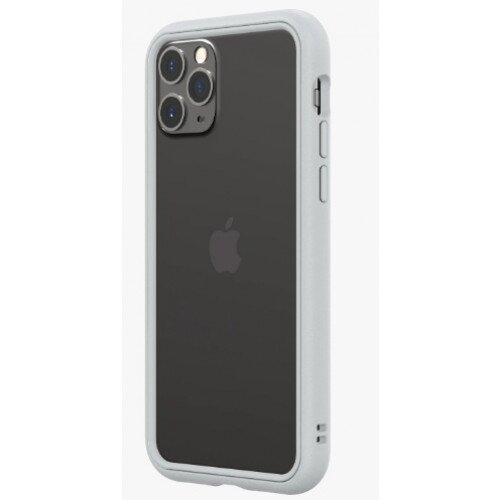 RhinoShield CrashGuard NX Bumper Case - iPhone 11 Pro - Platinum Gray