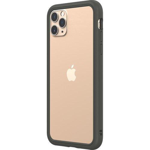 RhinoShield CrashGuard NX Bumper Case - iPhone 11 Pro Max - Graphite