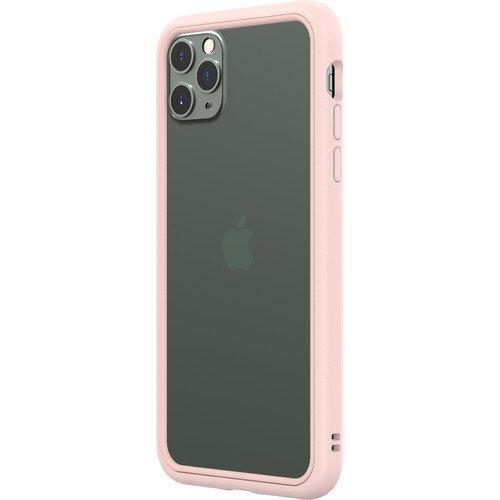 RhinoShield CrashGuard NX Bumper Case - iPhone 11 Pro Max - Blush Pink