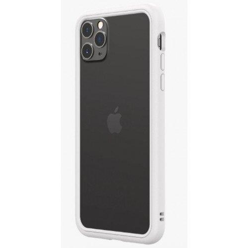 RhinoShield CrashGuard NX Bumper Case - iPhone 11 Pro Max - White