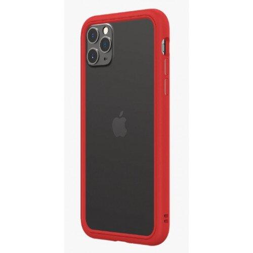 RhinoShield CrashGuard NX Bumper Case - iPhone 11 Pro Max - Red