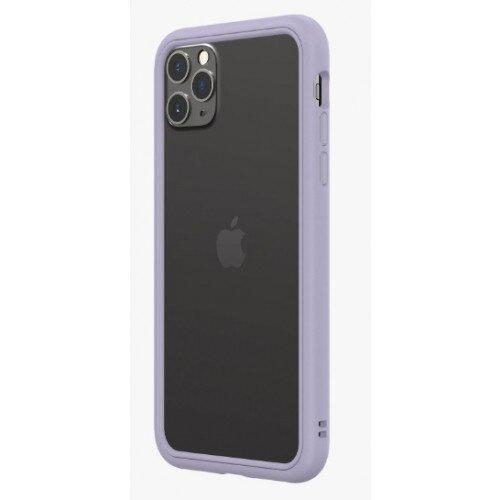 RhinoShield CrashGuard NX Bumper Case - iPhone 11 Pro Max - Lavender
