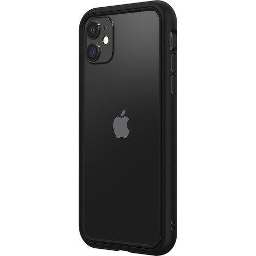 RhinoShield CrashGuard NX Bumper Case - iPhone 11 - Black