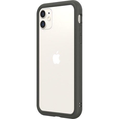 RhinoShield CrashGuard NX Bumper Case - iPhone 11 - Graphite