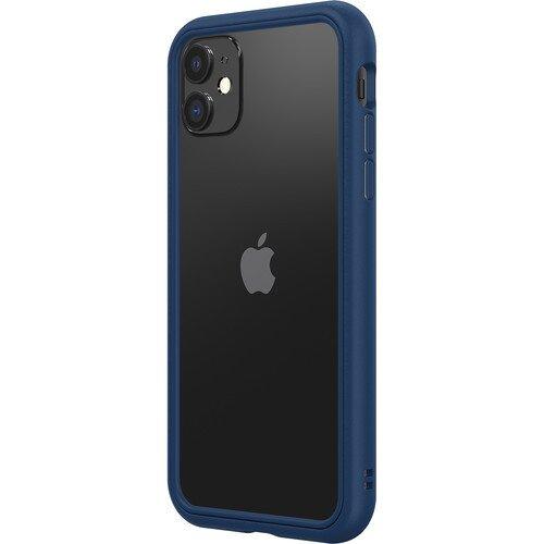 RhinoShield CrashGuard NX Bumper Case - iPhone 11 - Royal Blue