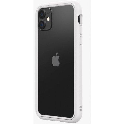 RhinoShield CrashGuard NX Bumper Case - iPhone 11 - White