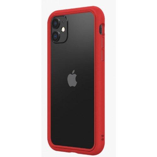 RhinoShield CrashGuard NX Bumper Case - iPhone 11 - Red