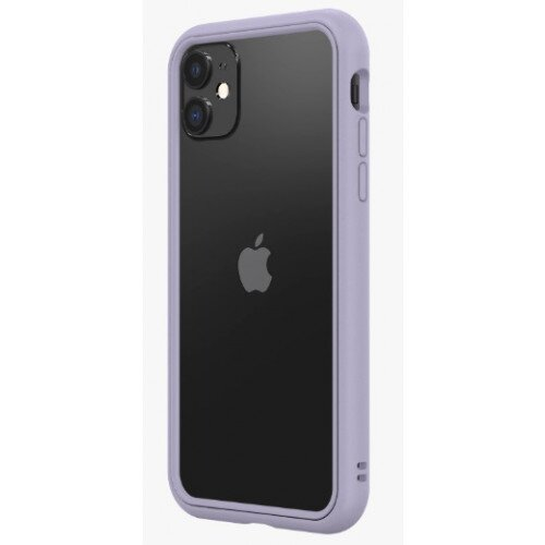 RhinoShield CrashGuard NX Bumper Case - iPhone 11 - Lavender