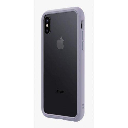 RhinoShield CrashGuard NX Bumper Case - iPhone X - Lavender