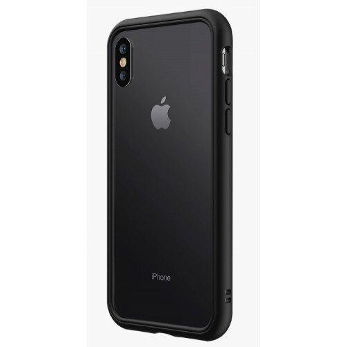 RhinoShield CrashGuard NX Bumper Case - iPhone XS - Black