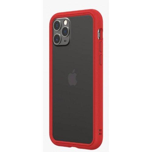 RhinoShield CrashGuard NX Bumper Case - iPhone 11 Pro - Red
