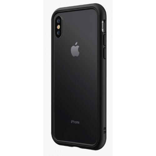 RhinoShield CrashGuard NX Bumper Case - iPhone XS Max - Black