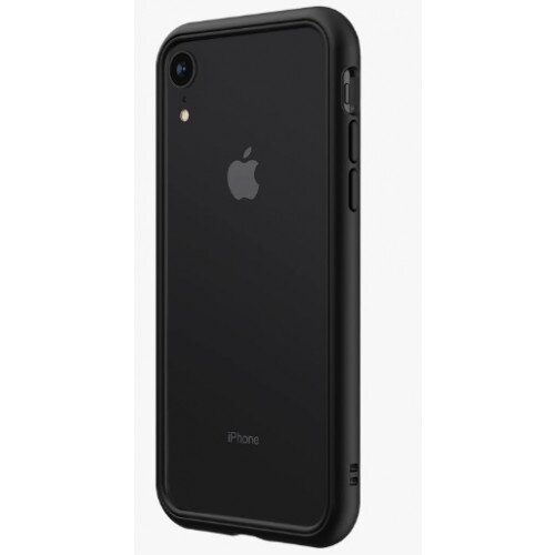 RhinoShield CrashGuard NX Bumper Case - iPhone XR - Black