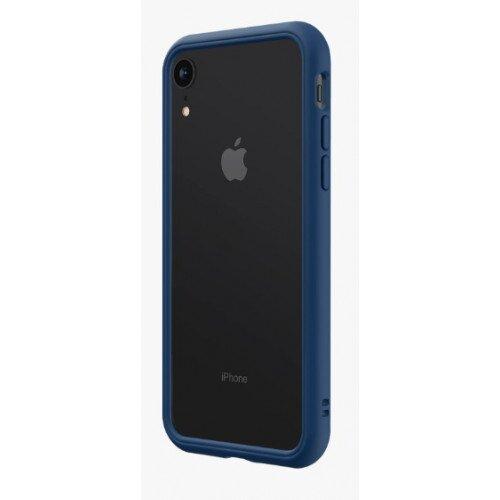 RhinoShield CrashGuard NX Bumper Case - iPhone XR - Royal Blue