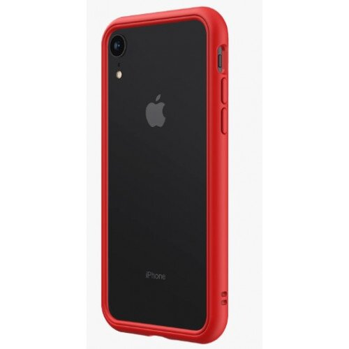 RhinoShield CrashGuard NX Bumper Case - iPhone XR - Red
