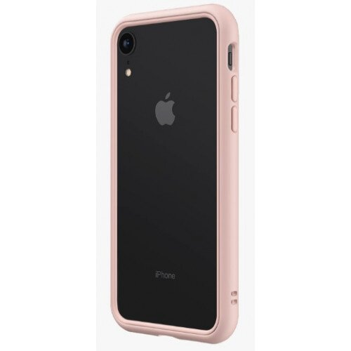 RhinoShield CrashGuard NX Bumper Case - iPhone XR - Blush Pink