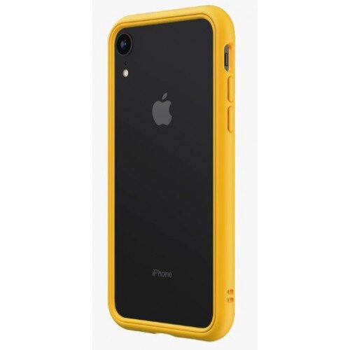 RhinoShield CrashGuard NX Bumper Case - iPhone XR - Yellow