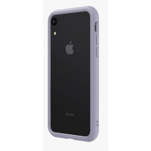 RhinoShield CrashGuard NX Bumper Case - iPhone XR - Lavender