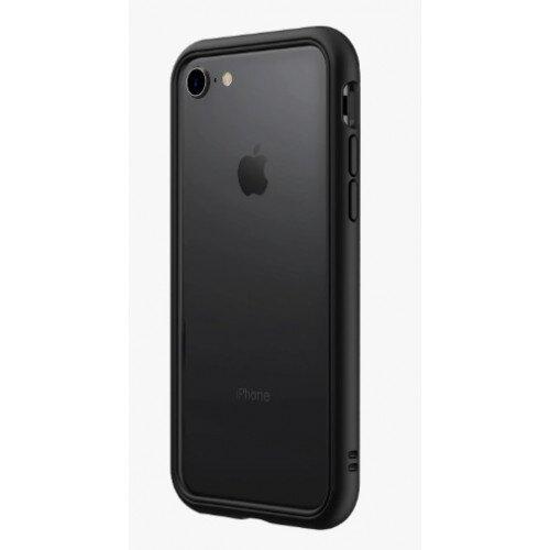 RhinoShield CrashGuard NX Bumper Case - iPhone 8 - Black