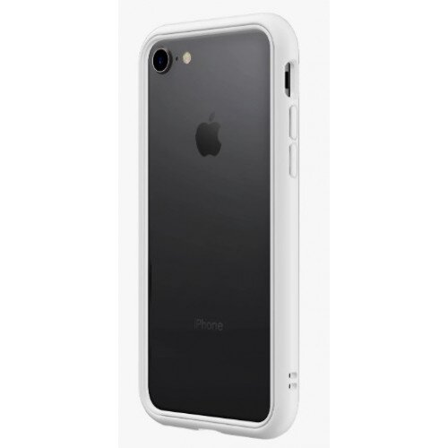 RhinoShield CrashGuard NX Bumper Case - iPhone 8 - White
