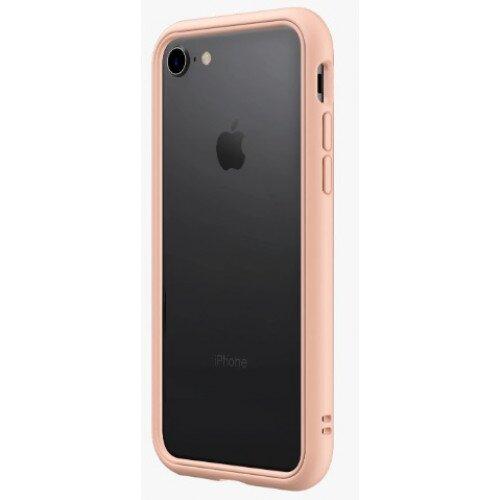 RhinoShield CrashGuard NX Bumper Case - iPhone 8 - Blush Pink