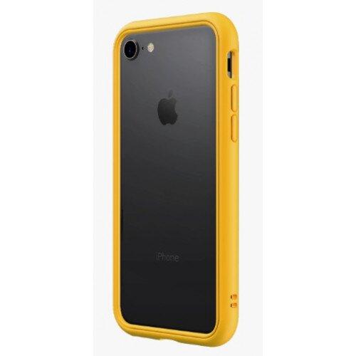 RhinoShield CrashGuard NX Bumper Case - iPhone 8 - Yellow