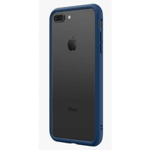 RhinoShield CrashGuard NX Bumper Case - iPhone 8 Plus - Royal Blue