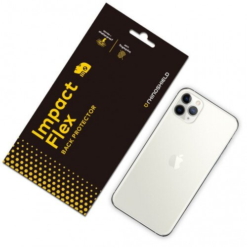 RhinoShield Impact Protector For iPhone 11 Pro Max - Back