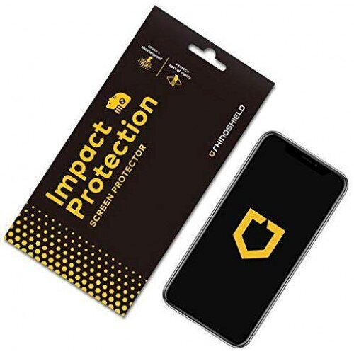 RhinoShield Impact Protector For iPhone 11 Pro Max - Front