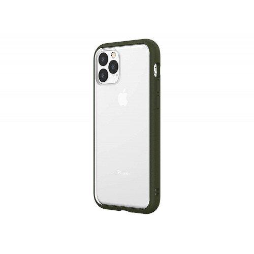 RhinoShield Mod NX Case - iPhone 11 Pro - Camo Green