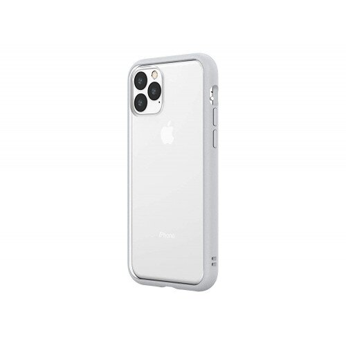 RhinoShield Mod NX Case - iPhone 11 Pro - Platinum Gray