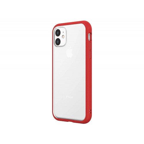 RhinoShield Mod NX Case - iPhone 11 - Red