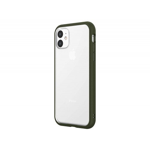 RhinoShield Mod NX Case - iPhone 11 - Camo Green