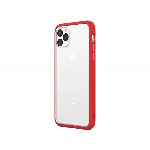 RhinoShield Mod NX Case - iPhone 11 Pro Max - Red