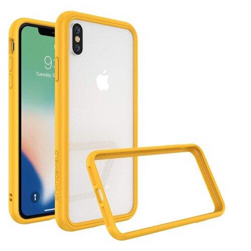 RhinoShield Mod NX Case - iPhone XS Max - Yellow