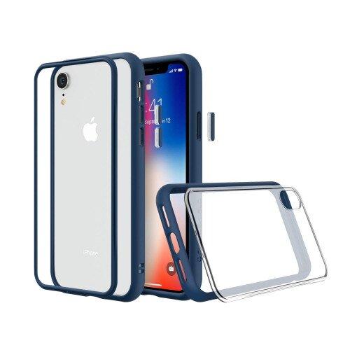 RhinoShield Mod NX Case - iPhone XR - Royal Blue
