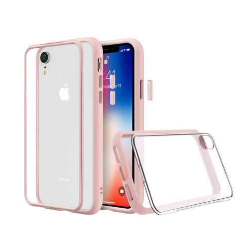 RhinoShield Mod NX Case - iPhone XR - Blush Pink