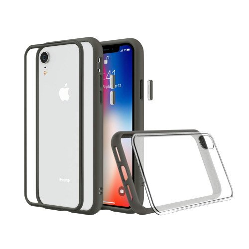 RhinoShield Mod NX Case - iPhone XR - Graphite