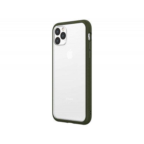 RhinoShield Mod NX Case - iPhone 11 Pro Max - Camo Green